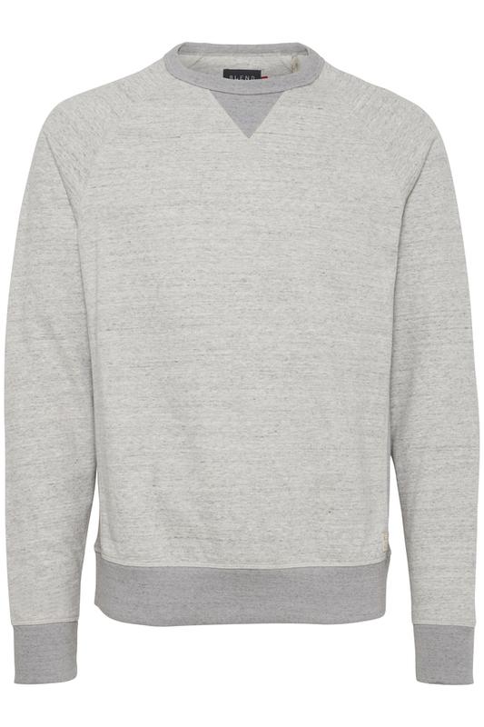 Blend HE Sweatshirt - Crew - Stone Mix ( 3XL )