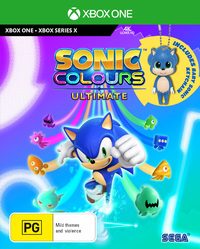 Sonic Colours Ultimate Limited Edition for Xbox Series X, Xbox One