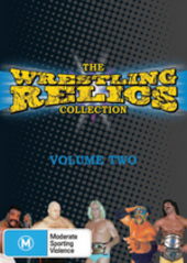 Wrestling Relics Collection Vol. 2 (3 Disc Set) on DVD