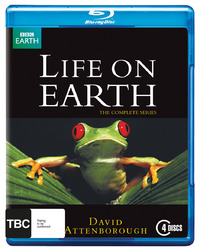 Life on Earth - The Complete Series on Blu-ray