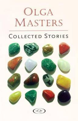 Olga Masters: Collected Stories by Olga Masters image