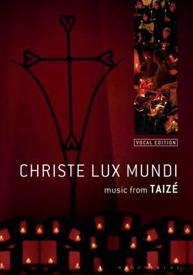 Christe Lux Mundi by Taize Community image