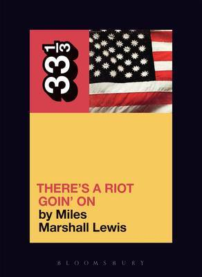 Sly and the Family Stone's There's a Riot Goin' on by Miles Marshall Lewis image
