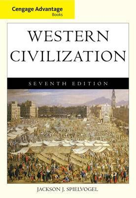 Western Civilization, Complete by Jackson J. Spielvogel