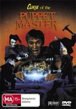 Curse Of The Puppet Master on DVD