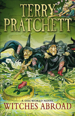 Witches Abroad (Discworld 12 - The Witches) (UK Ed.) by Terry Pratchett image