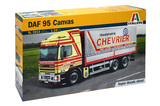 Italeri 1:24 DAF 95 Canvas Truck Model Kit