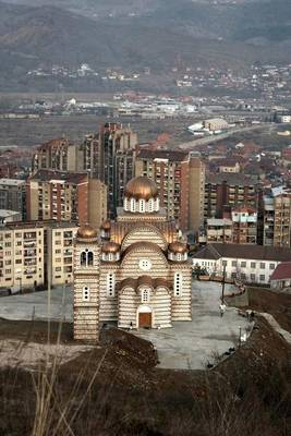 Orthodox Church in Kosovo Journal by Cool Image