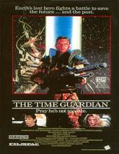 Time Guardian on DVD