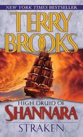 Straken (High Druid of Shannara Series #3) by Terry Brooks