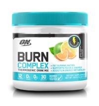 Optimum Nutrition: Burn Complex Thermogenic Drink Mix - Lemon Lime (30 Serves)
