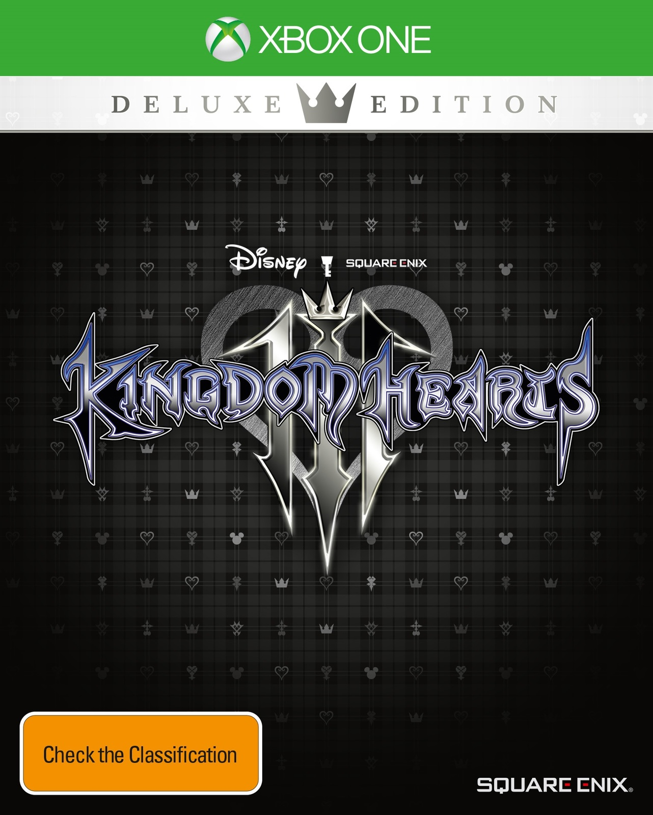 Kingdom Hearts III Deluxe Edition for Xbox One image