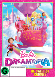 Barbie Dreamtopia: Volume 1 on DVD