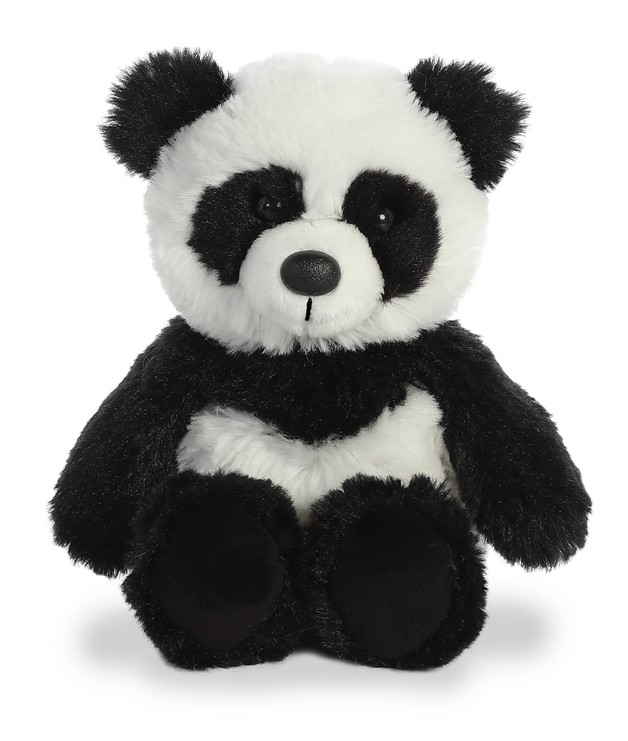 Aurora: Cuddly Friends Plush - Panda (Small)
