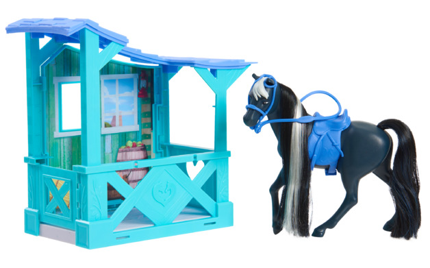 Spirit: Riding Free - Horse & Stable Playset
