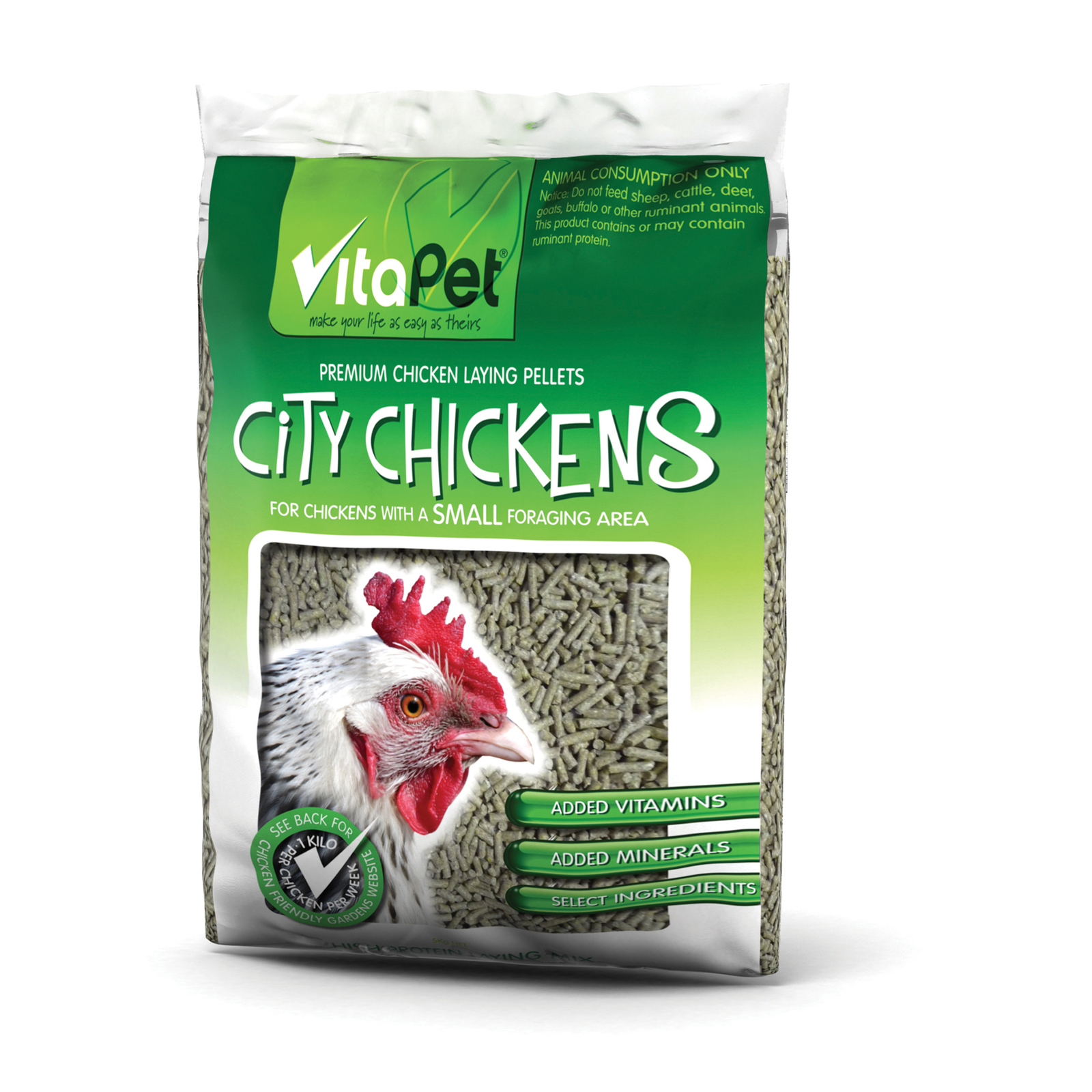 Vitapet: City Chickens 5kg image