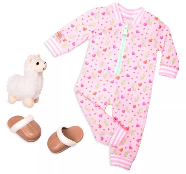 Our Generation: Regular Outfit - Llama Pyjama