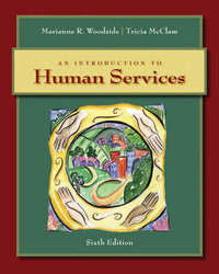 An Introduction to Human Services by Marianne Woodside image