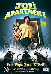 Joe's Apartment on DVD
