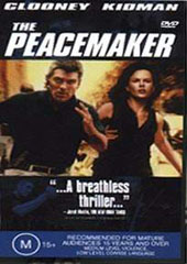 The Peacemaker on DVD
