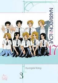 Narration of Love at 17: v. 3 by Kyungok Kang image