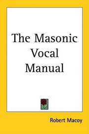 The Masonic Vocal Manual image