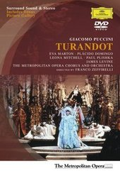 Puccini: Turandot on DVD