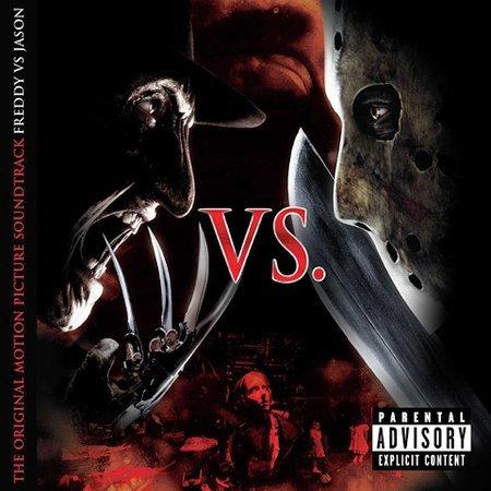 Freddy Vs. Jason [Explicit Lyrics] by Original Soundtrack