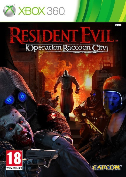 Resident Evil: Operation Raccoon City for X360