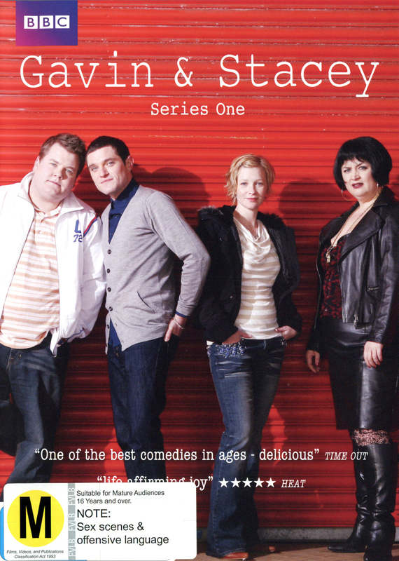 Gavin and Stacey - Series 1 on DVD