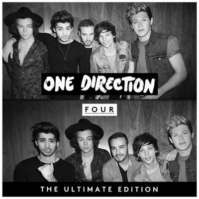 Four (Deluxe Edition) by One Direction image
