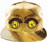 Star Wars C3PO Gold Metallic Cap
