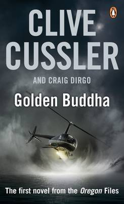 Golden Buddha (Oregon Files #1) by Clive Cussler image