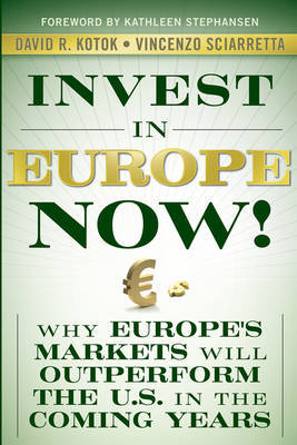 Invest in Europe Now! by Vincenzo Sciarretta image