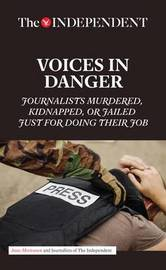Voices in Danger by Anne Mortensen image