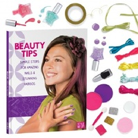 Style Me Up! - Beauty Tips Activity Book
