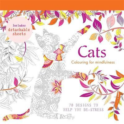 Cats: Colouring for Mindfulness image