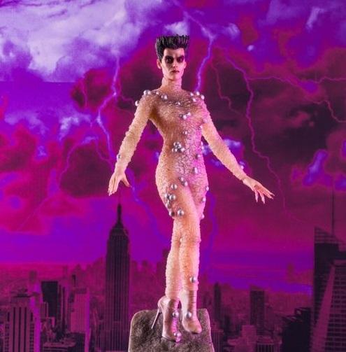Ghostbusters: Gozer the Gozerian - 1:10 Scale Statue