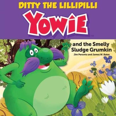 Ditty the Lillipilli Yowie by Jim Peronto