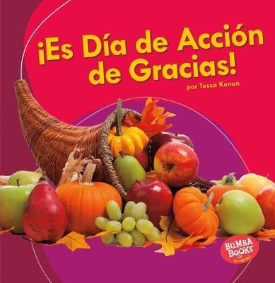 es D a de Acci n de Gracias! (It's Thanksgiving!) by Tessa Kenan image