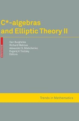 C*-algebras and Elliptic Theory II image