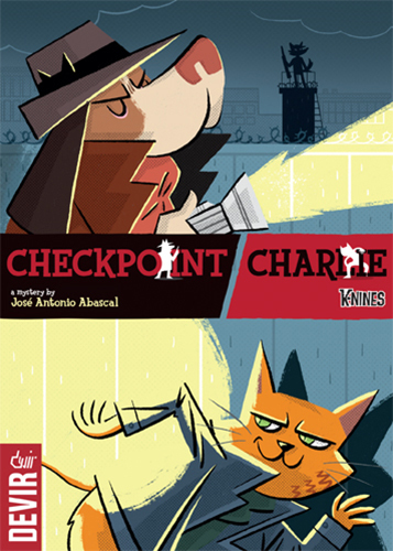 Checkpoint Charlie - Board Game