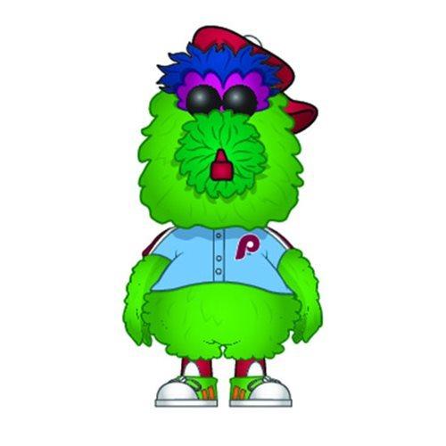 MLB - Phillie Phanatic Team Mascot Pop! Vinyl Figure image