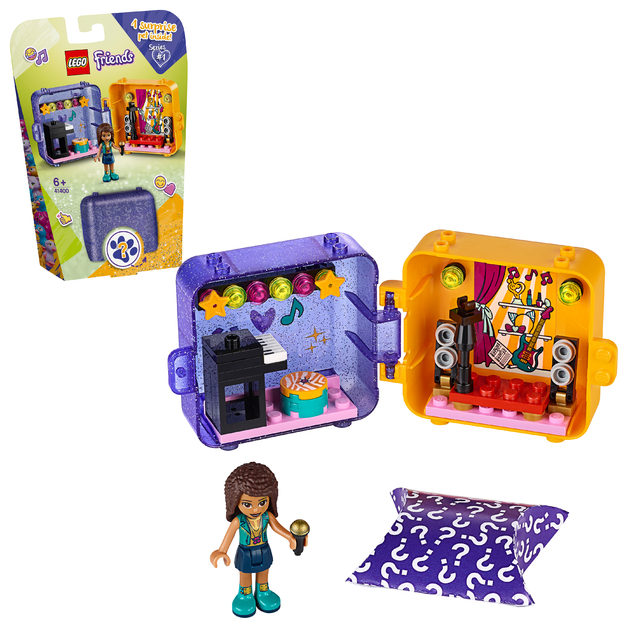 LEGO Friends: Andrea's Play Cube - (41400)