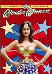 Wonder Woman - Complete Season 1 (5 Disc Box Set) on DVD