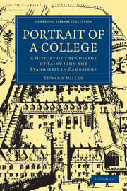 Cambridge Library Collection - Cambridge by Edward Miller