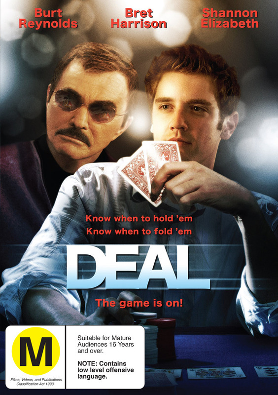 Deal on DVD