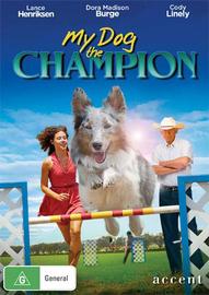 My Dog the Champion on DVD