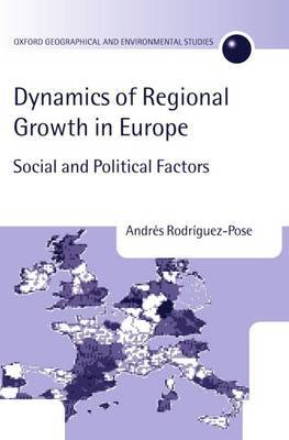 Dynamics of Regional Growth in Europe by Andres Rodriguez-Pose