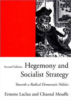 Hegemony and Socialist Strategy by Ernesto Laclau image